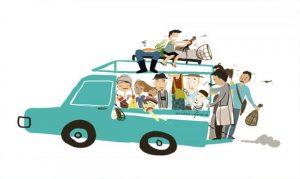 Read more about the article เกร็ดความรู้ ในการใช้ถนนอย่างไรไม่ให้เกิดอุบัติเหตุและไม่ผิดกฎจราจร